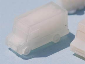 Stepvan 10 - Zscale in Smooth Fine Detail Plastic