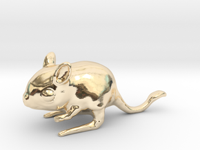 Jerboa in 14K Yellow Gold