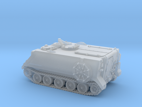 M-106-TT-proto-01 in Smooth Fine Detail Plastic