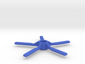 Dinky Sea King Tail Rotor  in Blue Processed Versatile Plastic