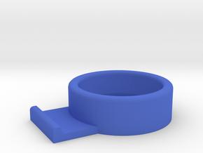 Lens Protect GoPro 3/4 in Blue Processed Versatile Plastic