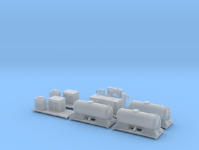FEA-B Rail Head Treatment Train v1.0 in Frosted Ultra Detail