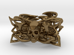 "Bracelet the Skill Size 6.5"" in Polished Bronze"