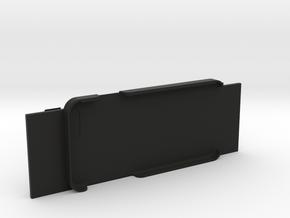 In Car iPhone Dock (Type III) in Black Natural Versatile Plastic