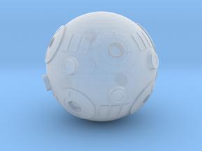 De Agostini  Jedi training remote in Smooth Fine Detail Plastic