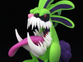 Monster Bunny #6 - Freak / Stretch in Full Color Sandstone