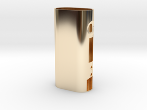 Kanger SUBOX / TOPBOX Custom Case in 14K Gold