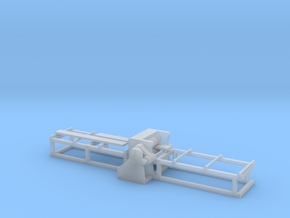Saw Planer - N 160:1 Scale in Smooth Fine Detail Plastic