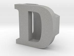 BandBit D1 for Fitbit Flex in Aluminum
