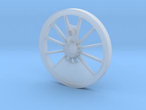 Reno, Inyo, Genoa Driver Wheel in Smooth Fine Detail Plastic