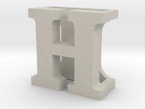 BandBit H for Fitbit Flex in Natural Sandstone