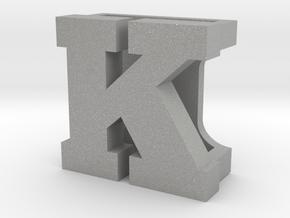 BandBit K for Fitbit Flex in Aluminum