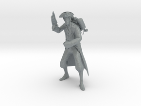 TF2 medic (proof of concept) in Polished Metallic Plastic