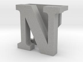 BandBit N for Fitbit Flex in Aluminum