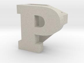 BandBit P for Fitbit Flex in Natural Sandstone