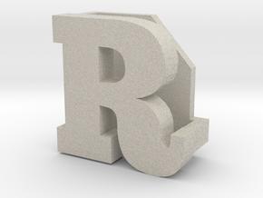 BandBit R for Fitbit Flex in Natural Sandstone