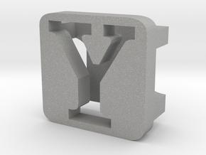 BandBit Y2 for Fitbit Flex in Aluminum