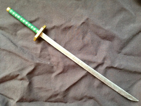 Katana17 in White Natural Versatile Plastic