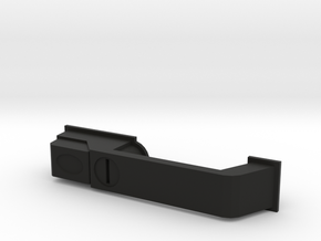 Door Handle D90 D110 Gelande 1:10 in Black Natural Versatile Plastic