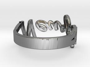 Model-7993f685699a03dbff5ca46df303d312 in Fine Detail Polished Silver