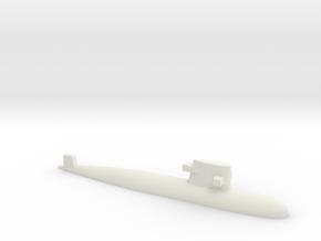 PLA[N] 039G Submarine, 1/1800 in White Natural Versatile Plastic