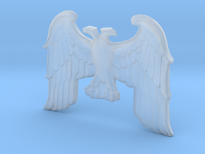 Imperial Eagle Statue in Smooth Fine Detail Plastic