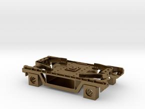 Rollbock Plus V1.2 in Natural Bronze: 1:22.5