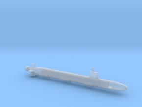 1/600 Virginia Class Submarine in Smooth Fine Detail Plastic