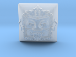Tonatiuh (Cherry MX DSA) in Smooth Fine Detail Plastic
