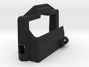 RB6 GEAR BOX BRACE Yokomo Motor Plate in Black Strong & Flexible