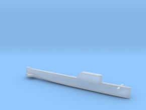 Hotel-Class SSBN, Full Hull, 1/1800 in Smooth Fine Detail Plastic