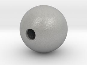 Goofy Bolt Accessories - Sphere 18mm diameter in Aluminum