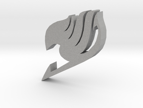 """Fairy Tail Symbol"" - A Monopoly Figure in Aluminum"