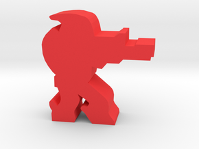 Game Piece, Calibration Confed Sniper in Red Processed Versatile Plastic