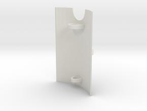 Antenna Booster V1 in White Natural Versatile Plastic