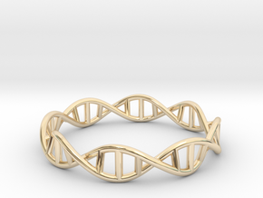 DNA Ring in 14K Yellow Gold: 8 / 56.75