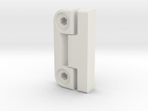 Door hinge new model side mirror D90 D110 Gelande  in White Natural Versatile Plastic