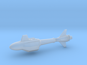 DY-100+Class+Refit in Smoothest Fine Detail Plastic