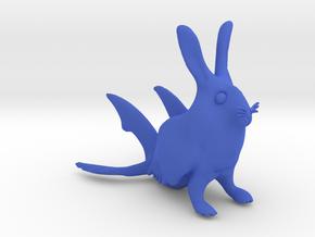Bunlioshargull in Blue Processed Versatile Plastic