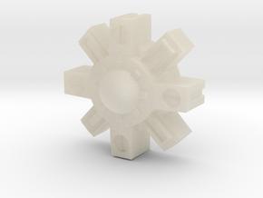 Energo-Star - Evilcon in White Acrylic