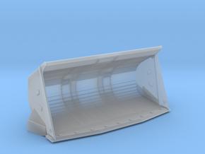 Loader Bucket N Scale Load in Smoothest Fine Detail Plastic