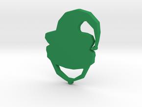 JOEKA Modern Logo in Green Strong & Flexible Polished