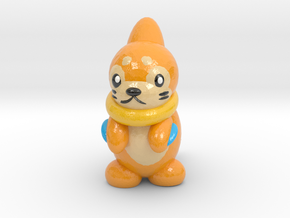 Buizel (bigger) in Coated Full Color Sandstone