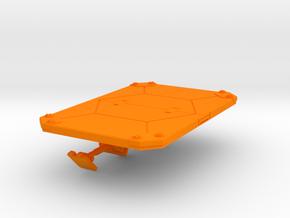 PM-20 DEFENCER in Orange Strong & Flexible Polished