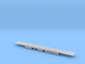 Class Adelante 180 Centre Carriage Chassis N Gauge in Smooth Fine Detail Plastic