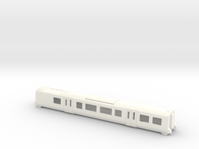 380 PTSOL(W) Bodyshell N Gauge in White Strong & Flexible Polished