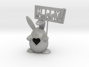 Buntitia -- Hoppy Mothers Day! in Aluminum