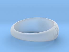 Model-bc01136aa5050aae620a9e92784fda6e in Smooth Fine Detail Plastic