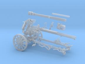 "GA003 LeFH18/40 ""Howitzer"" 105mm 28mm wargames in Smooth Fine Detail Plastic"