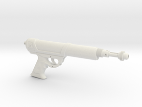 P40 Assembly 1:4 in White Natural Versatile Plastic